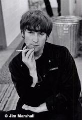 John Lennon, Backstage at Candlestick Park, San Francisco, 1966, 14 x 11 Silver Gelatin Photograph
