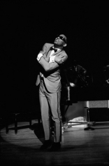Ray Charles, Performing (Arms Crossed), New Jersey, 1965, Silver Gelatin Photograph