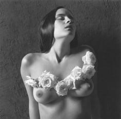 Vestido eterno (Eternal Dress), Mexico, 1999, 14 x 11 Silver Gelatin Photograph