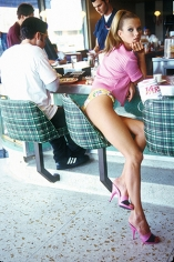 Kate Moss, Los Angeles, CA, Vogue, 1995