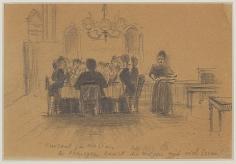 Oscar Bluemner (1867-1938), Kursaal zu Nassan, 1889