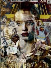 Valerie Belin Super Girl