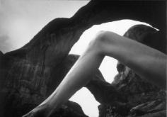 Arno Rafael Minkkinen Triple Arch Moab Utah
