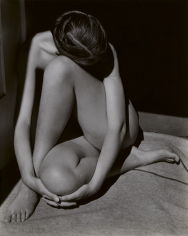 edward weston nude charis doorway