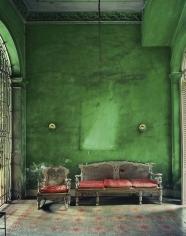 Michael Eastman, Green Interior, 2002