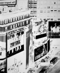 Vera Lutter Times Square New York August