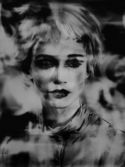 Valérie Belin, Lady Shadow, 2017