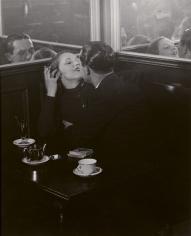 brassai Couple d Amoureux dans un Petit Café Quartier Italie c 1932