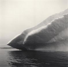 Lynn Davis, Iceberg IV, Disko Bay, Greenland, 2004