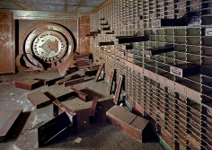 Yves Marchand Romain Meffre Bank Vault Bagley-Clifford Office of the National Bank of Detroit