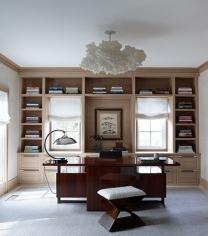 An interior by Carol Egan.
