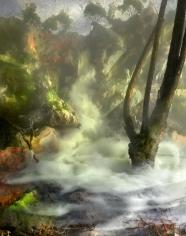 Waterfall 104c, 2010
