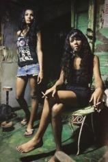 Leidy y Lisandra