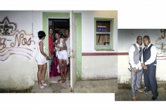 Wesaam Al-Badry  Wedding Party, 2014  Archival pigment print  Edition 1 of 8  16 x 20 inches