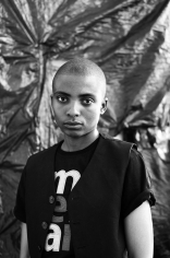 Lerato Dumse, Parktown, Johannesburg, from the series Faces & Phases, 2013, Gelatin Silver Print, 34 x 24 inches