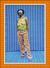 Mandisa Dumezweni, 2011, metallic lambda print, 53 1/2 x 39 5/8 inches