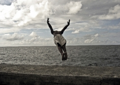 Havana Coastline, from the series Malecon