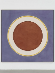 KENNETH NOLAND Earthen Bound