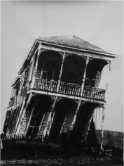 MONICA BONVICINI Galveston Hurricane, 1900