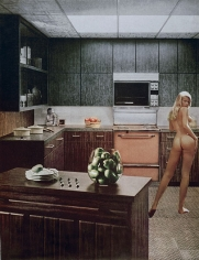 MARTHA ROSLER Bowl of Fruit, from the series Body Beautiful, or Beauty Knows No Pain