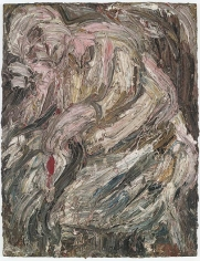 LEON KOSSOFF Portrait of Mother Asleep