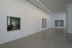 PAUL WINSTANLEY Installation view at Mitchell-Innes & Nash, NY, 2008