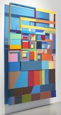 CHRIS JOHANSON Window Painting #2