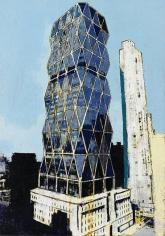 ENOC PEREZ Hearst Tower, NY