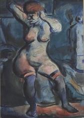 GEORGES ROUAULT Fille (Femme aux Cheveux Roux)