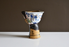Bajyohai Cups (Horseback sake cups) SOLD OUT