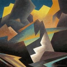 Ed Mell, Storm Elements