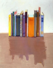 Wayne Thiebaud Vertical Books, 1992
