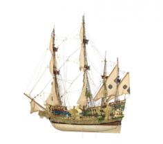 """Hew Locke's Dangling Fleet Sets Sail in """"The Wine Dark Sea"""""""