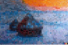 Pictures of Color: After Claude Monet, 2001