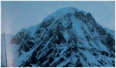Ed Ruscha Mount Something-or-Other, 2004