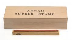 Arman, Paint Brush Cachet, Alternate Projects