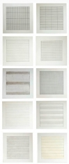 Anges Martin, Agnes Martin Paintings and Drawings 1974-1990