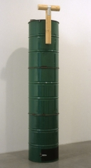 Bird Trap, 1996. Willow, 50 x 36 x 36 inches. MP 10