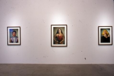 Installation view, 2000. Metro Pictures, New York.