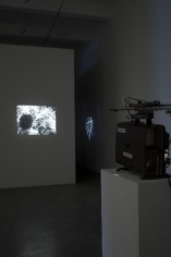 """""""Retired Compositions,"""" installation view, 2009. Metro Pictures, New York."""