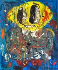 Heinrich Butzer Limonadenfabrikant, 2007. Oil on canvas. MP 24