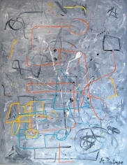 Untitled, 2007. Oil on canvas. MP 28