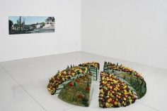Installation view, 2006. Metro Pictures, New York.