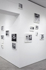 The Pledge. Installation view, 2013. The Drawing Center, New York.