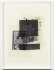 Applied Fantastic 1, 2010. Collage on paper, 19 3/4 x 15 inches (image) (50.2 x 38.1 cm); 24 1/4 x 18 3/4 inches (frame) (61.6 x 47.6 cm). MP D-63