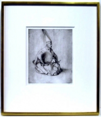 Untitled (After Bellini, A Turkish Janissary No. 2 C. 1480), 2009
