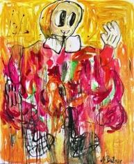 Untitled (Frau), 2007. Oil on canvas. MP 25