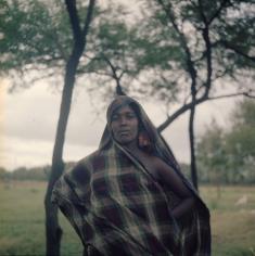 Woman, Somalia, 1958