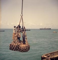 Ship Loading, Togo, 1958