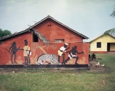 Mural - Tanganyika (Tanzania), 1958